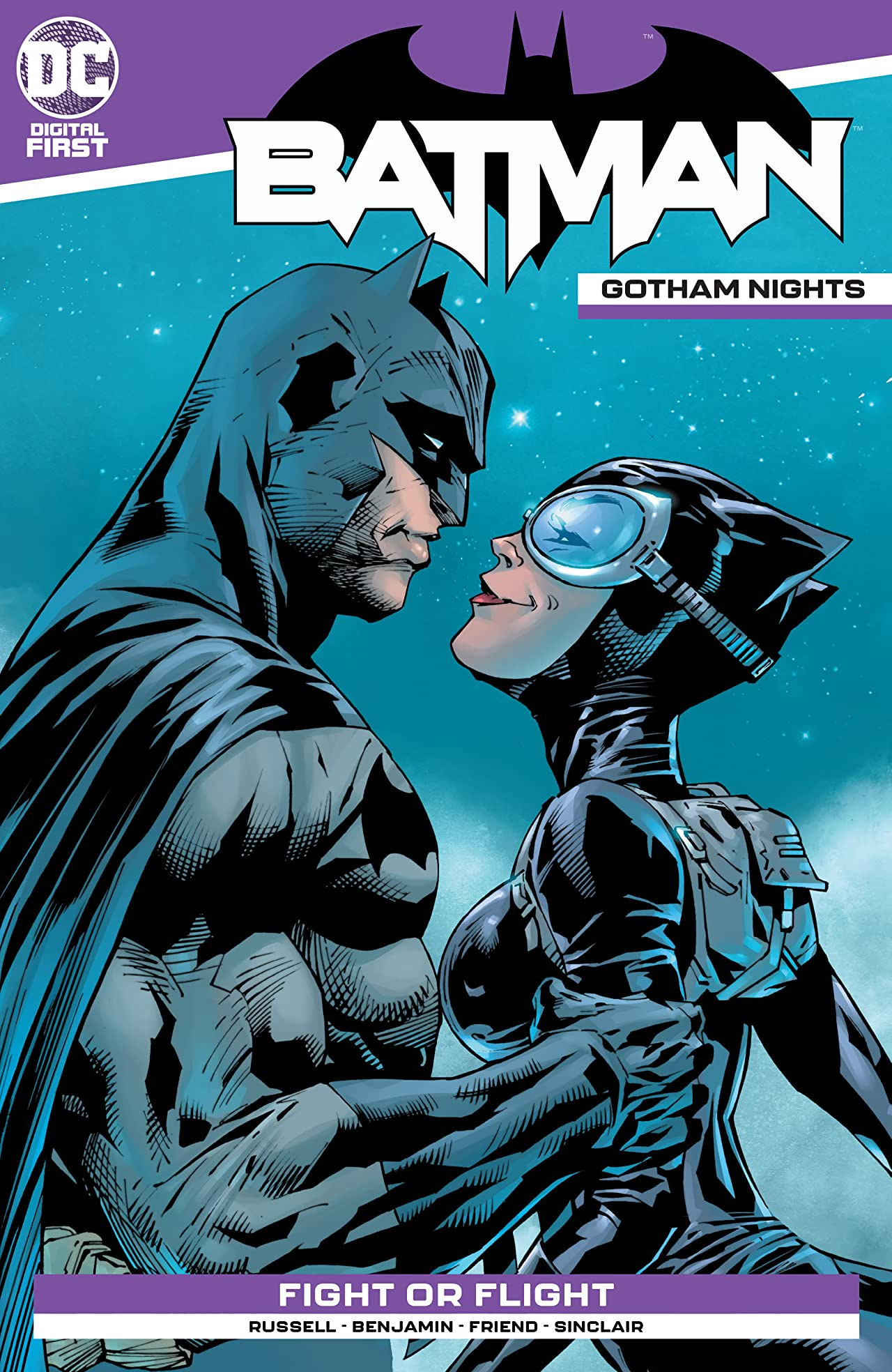 Batman: Gotham Nights No.15