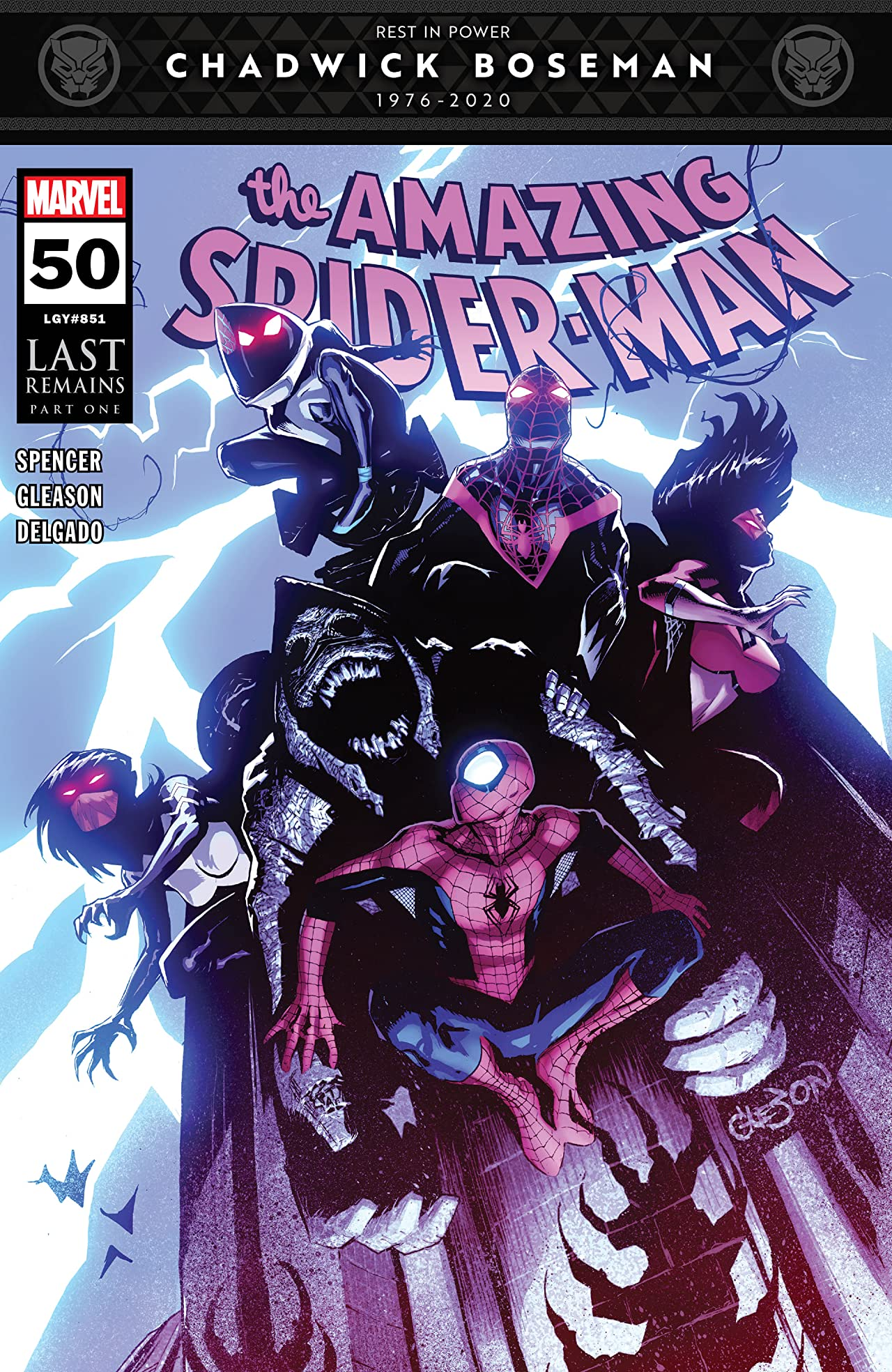 Amazing Spider-Man (2018-) #50