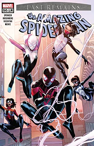 Amazing Spider-Man (2018-) #50.LR