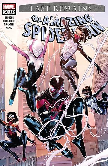 Amazing Spider-Man (2018-) No.50.LR