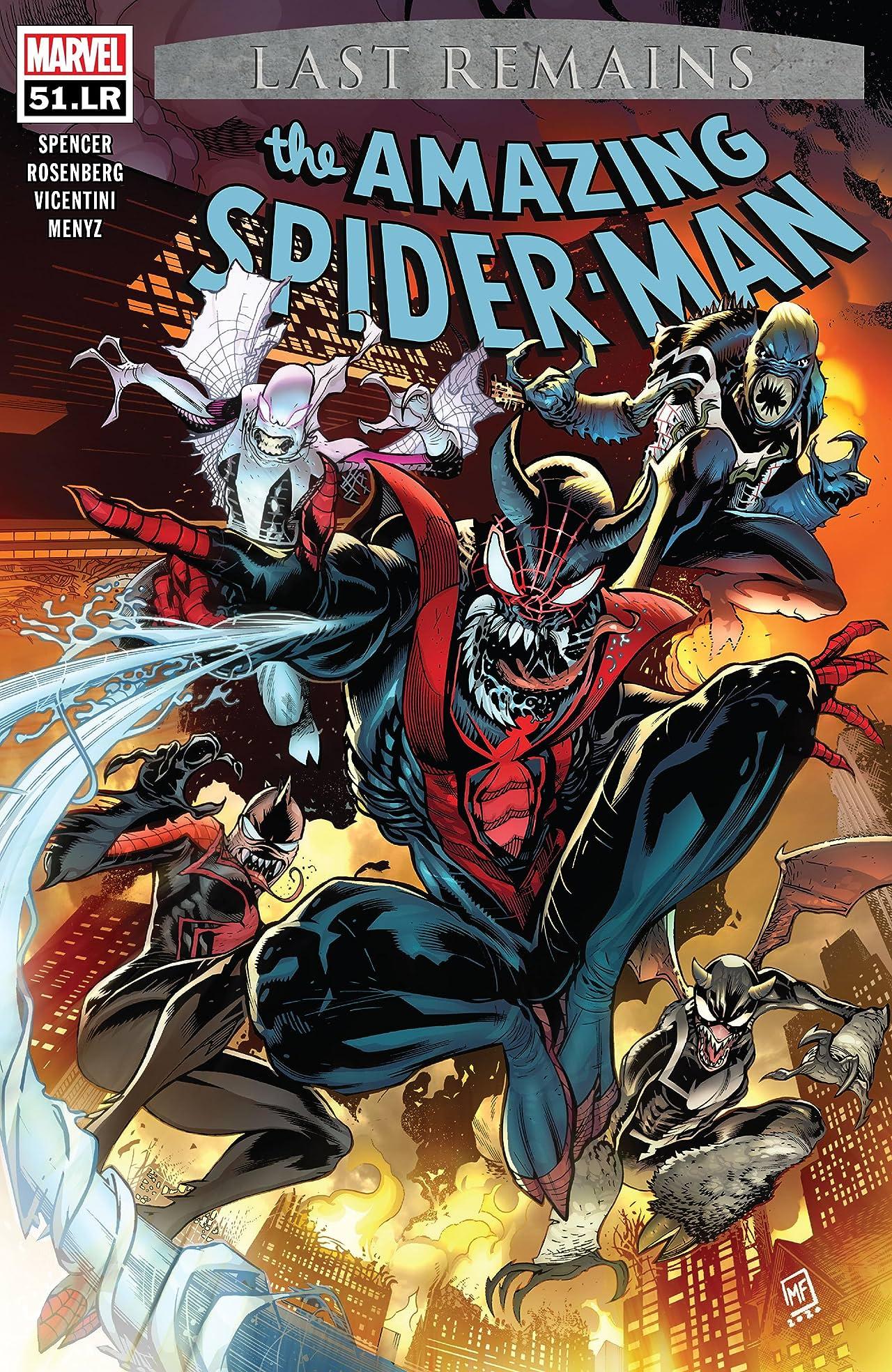 Amazing Spider-Man (2018-) No.51.LR