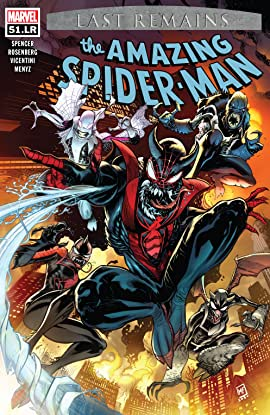 Amazing Spider-Man (2018-) No.51.LR