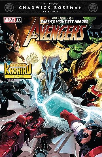 Avengers (2018-) #37