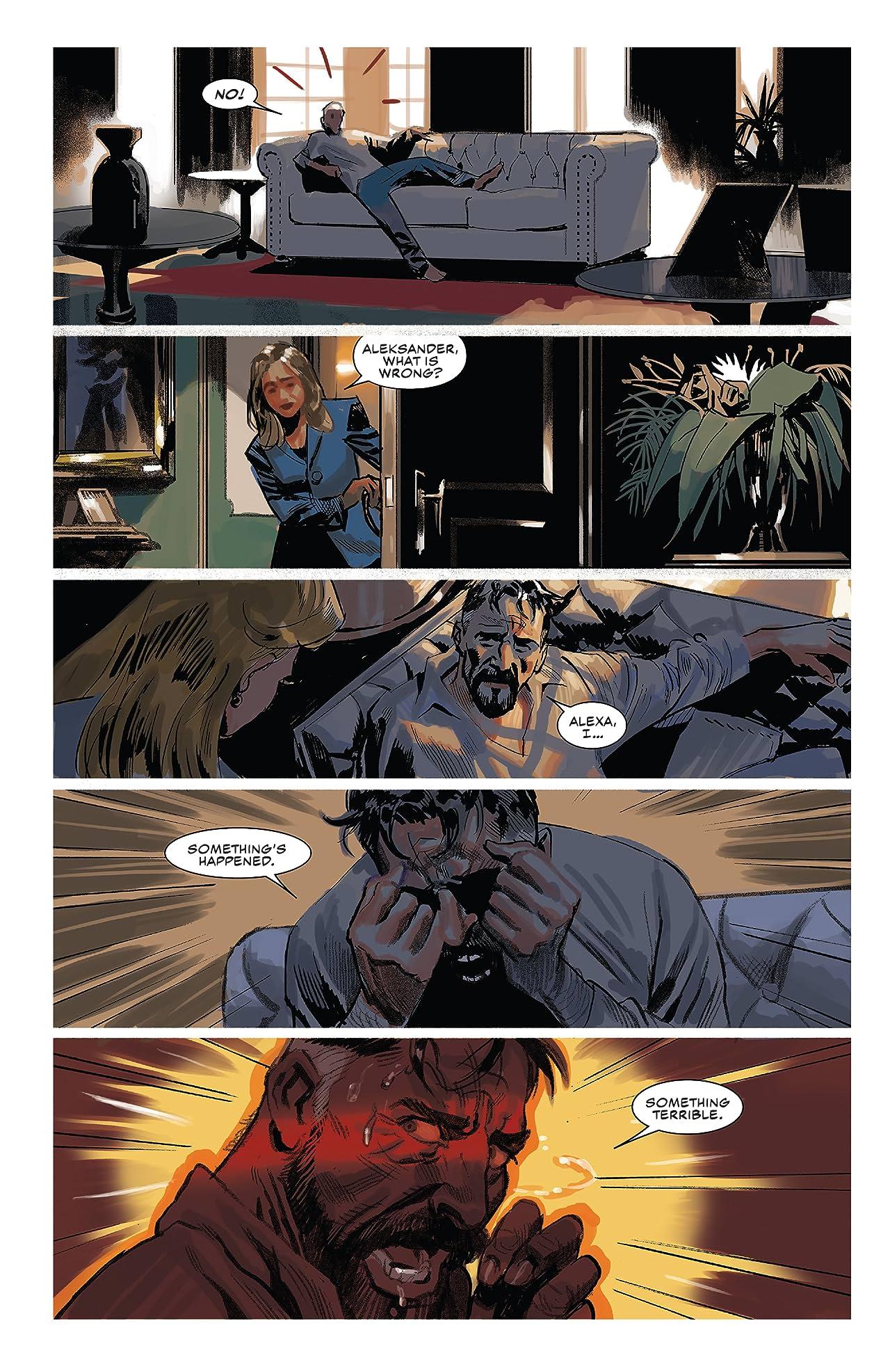 Captain America (2018-) No.24