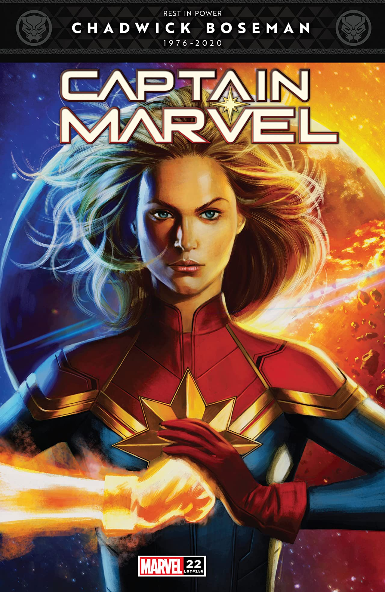 Captain Marvel (2019-) No.22
