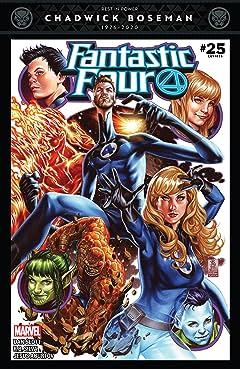Fantastic Four (2018-) #25