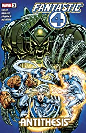 Fantastic Four: Antithesis (2020) #3 (of 4)