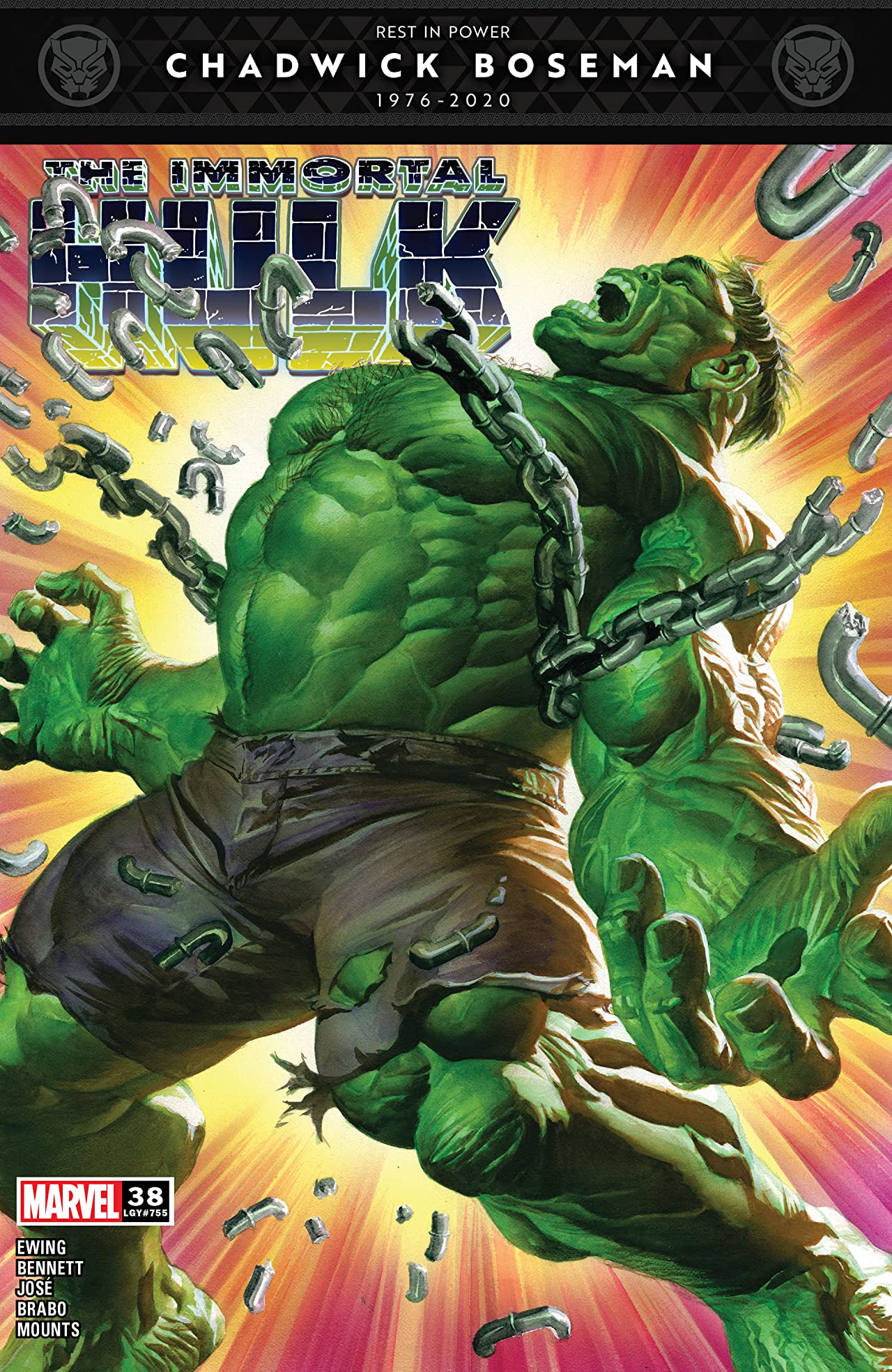 Immortal Hulk (2018-) No.38