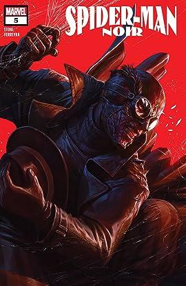 Spider-Man Noir (2020) #5 (of 5)