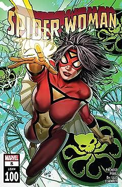 Spider-Woman (2020-) #5