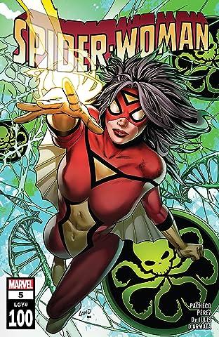 Spider-Woman (2020-) No.5