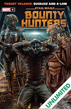 Star Wars: Bounty Hunters (2020-) #6