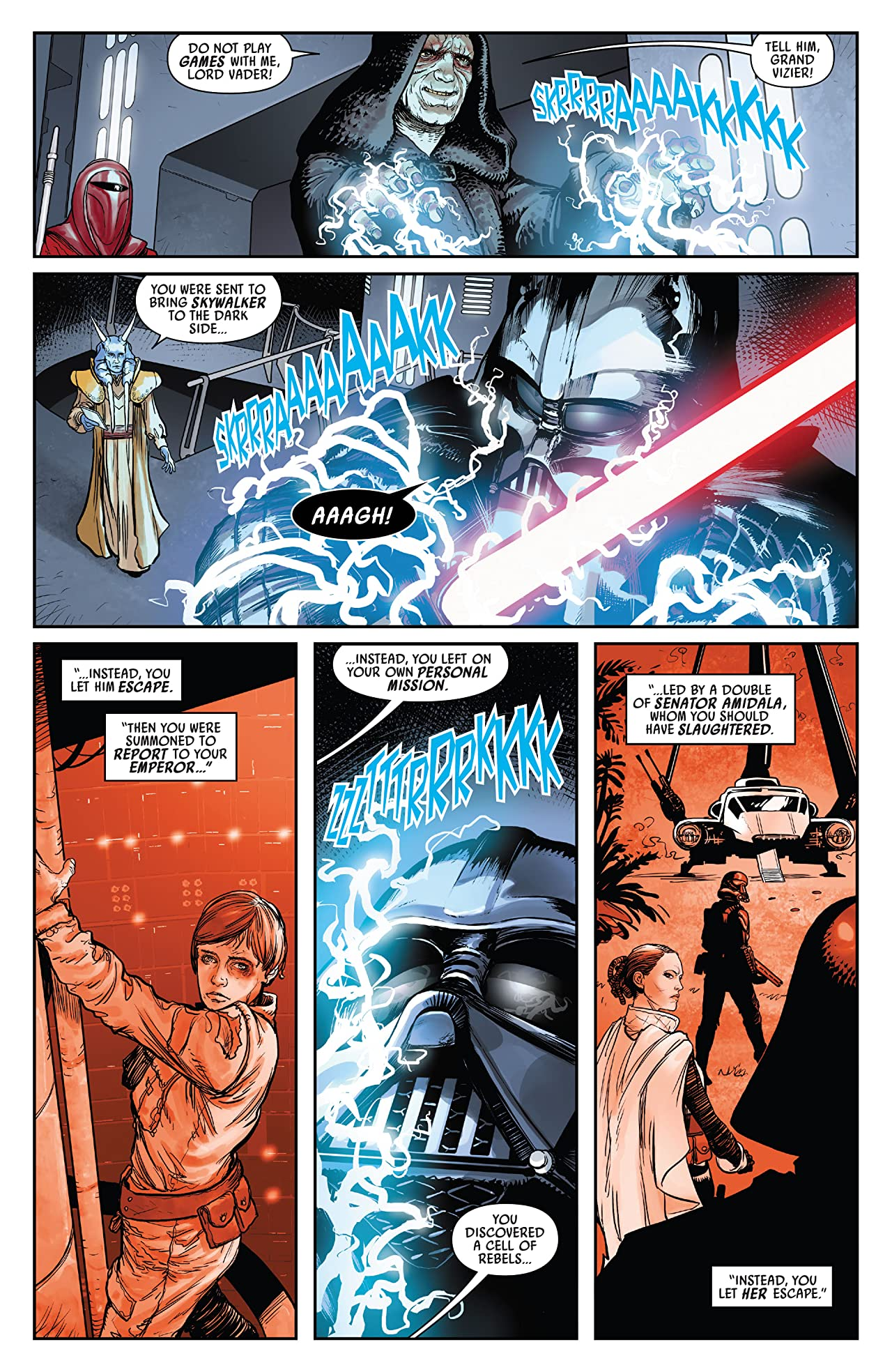 Star Wars: Darth Vader (2020-) #6