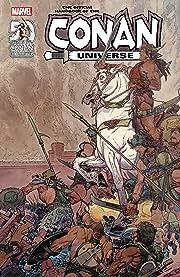 The Official Handbook Of The Conan Universe Anniversary Edition (2020) #1
