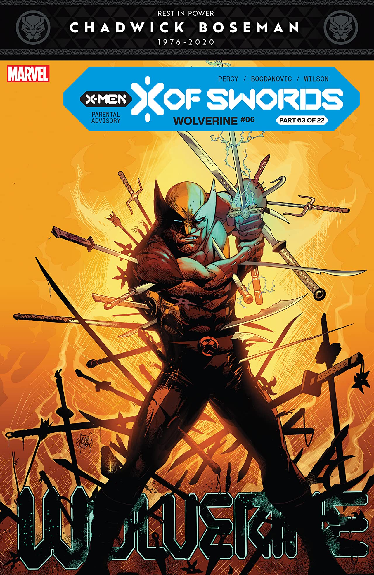Wolverine (2020-) No.6