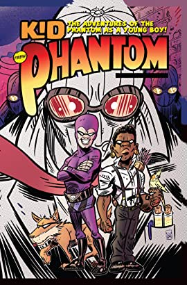 Kid Phantom #09