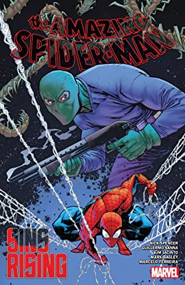 Amazing Spider-Man by Nick Spencer Tome 9: Sins Rising