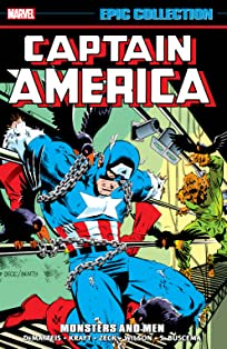 Captain America Epic Collection: Monsters And Men