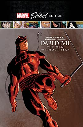 Daredevil: The Man Without Fear Marvel Select