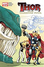 Thor and the Warriors Four #4 (of 4)
