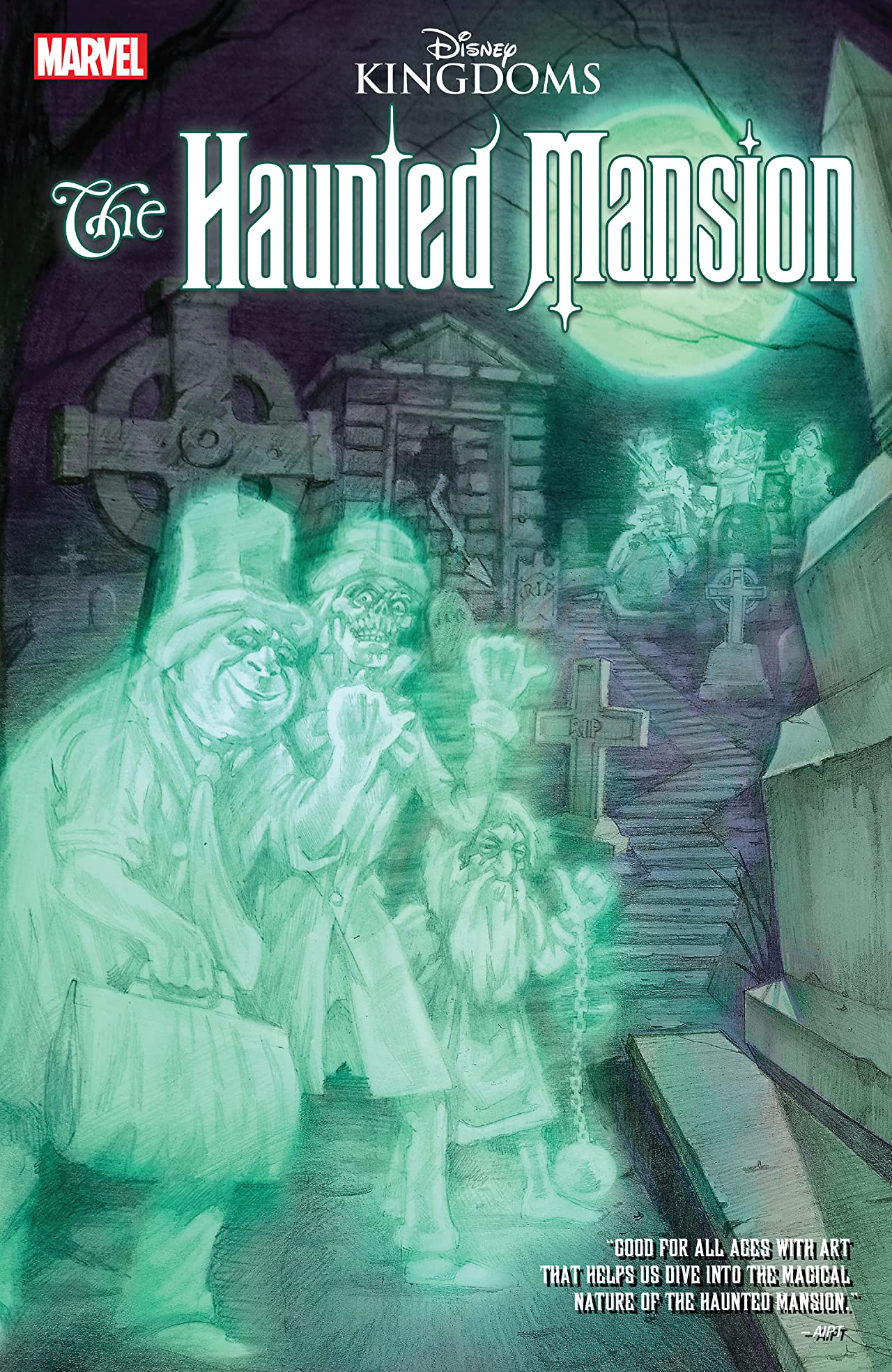 Disney Kingdoms: Haunted Mansion