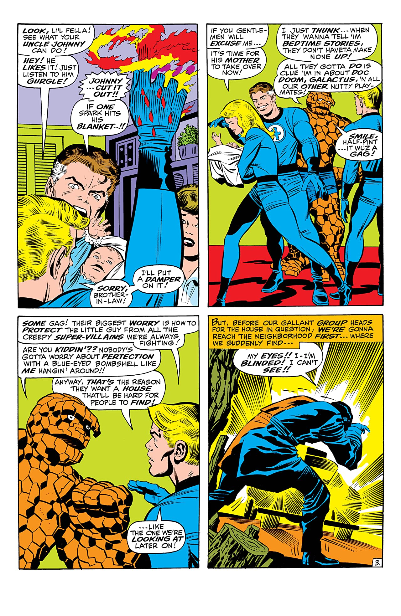 Fantastic Four Epic Collection: At War With Atlantis