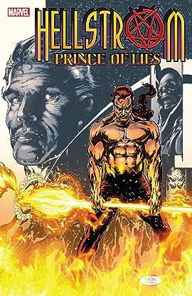 Hellstrom: Prince Of Lies