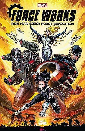 Iron Man 2020: Robot Revolution - Force Works