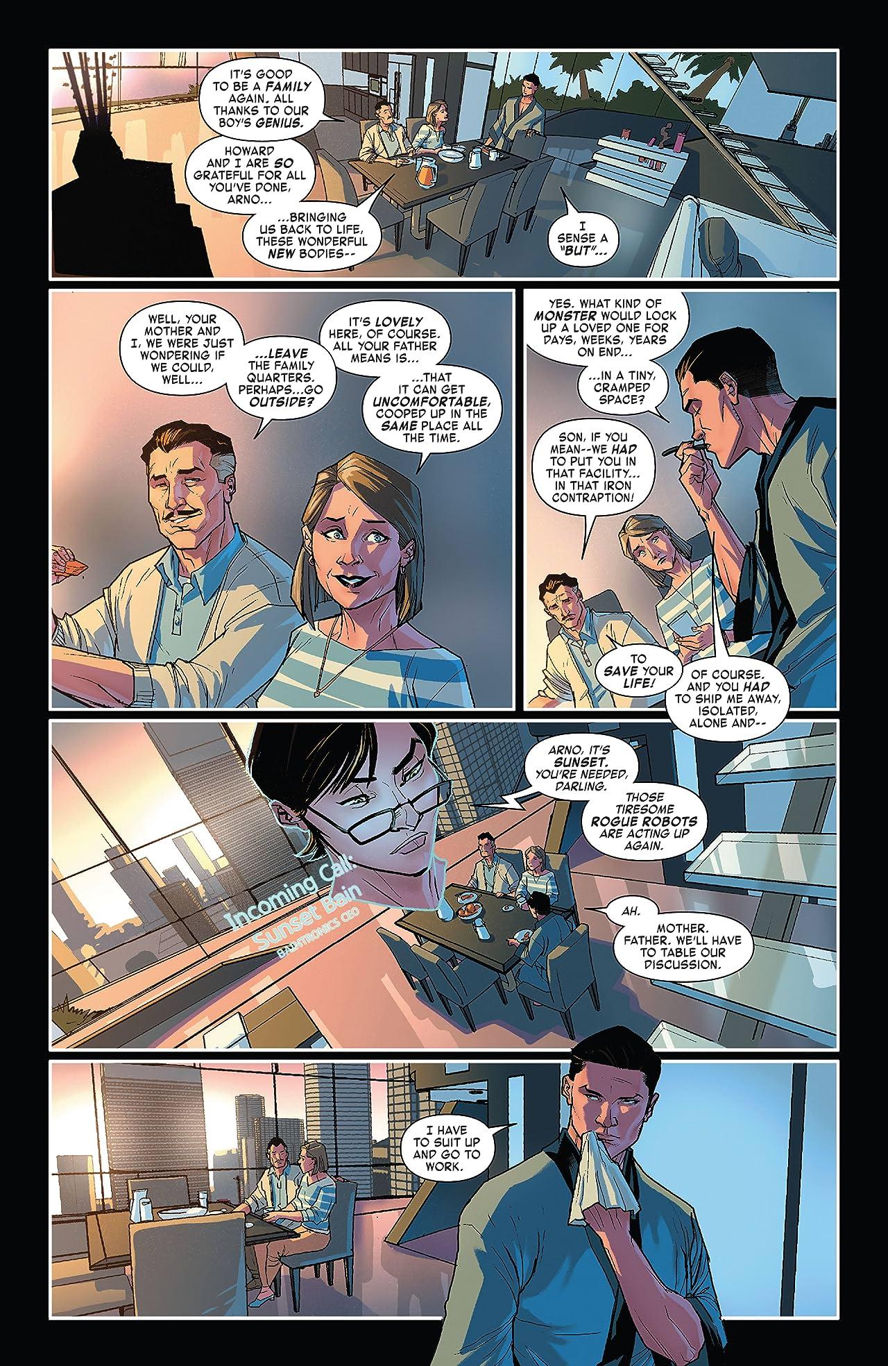 Iron Man 2020: Robot Revolution