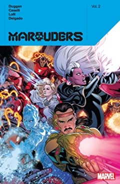 Marauders by Gerry Duggan Vol. 2