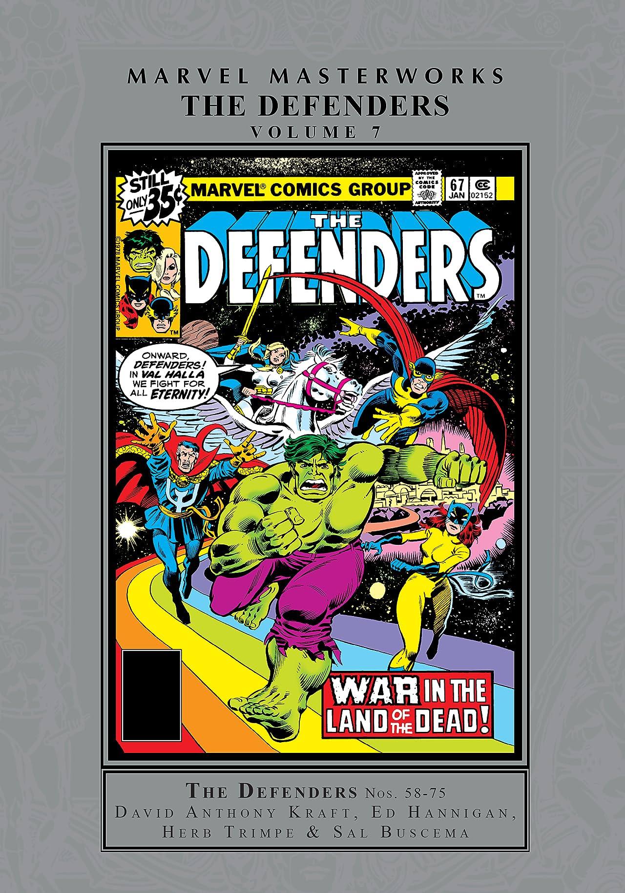 Defenders Masterworks Vol. 7