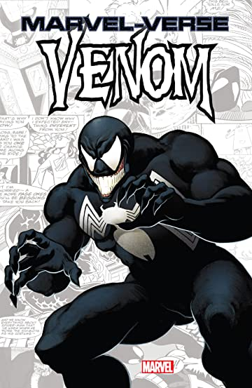 Marvel-Verse: Venom
