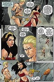 ERB Carson of Venus: Eye of Amtor #3