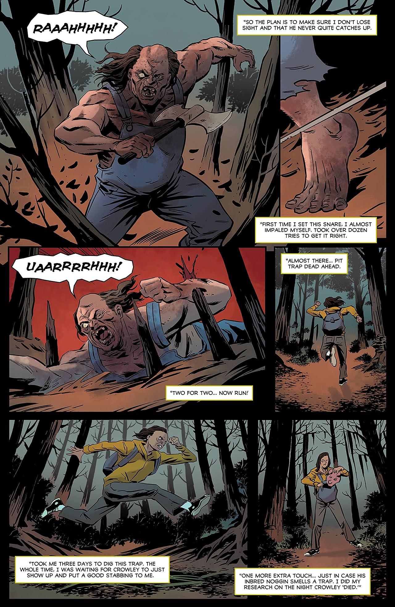 Victor Crowley's Hatchet Halloween Tales No.2
