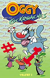 Oggy & The Cockroaches Tome 1