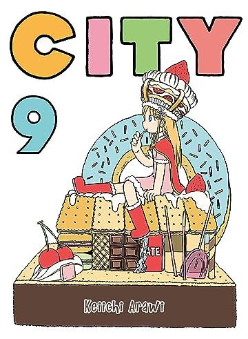 CITY Tome 9