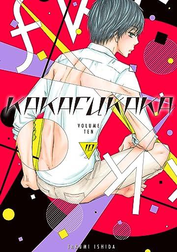 Kakafukaka Vol. 10