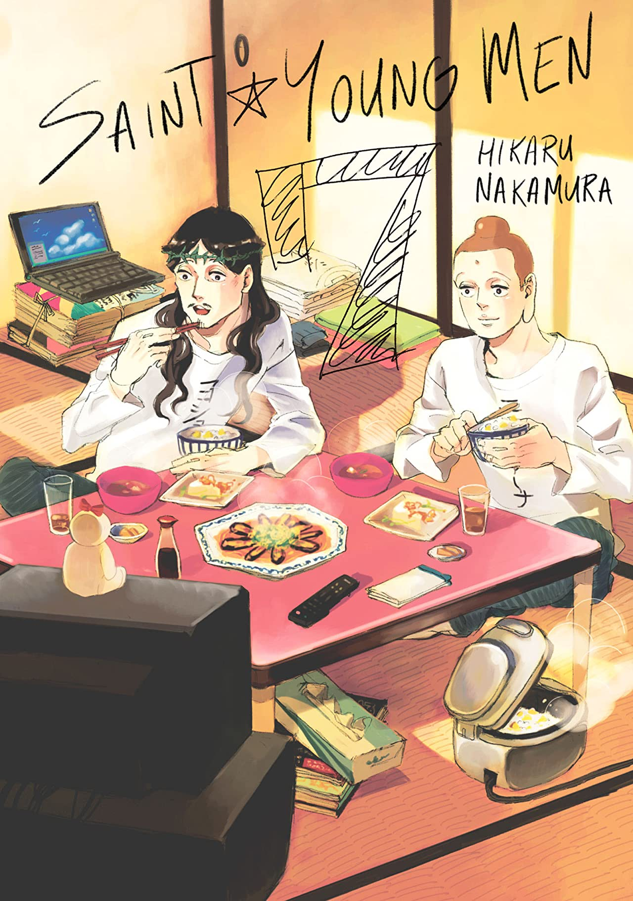 Saint Young Men Tome 7