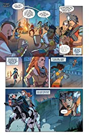 Horizon Zero Dawn - Free Comic Book Day Issue