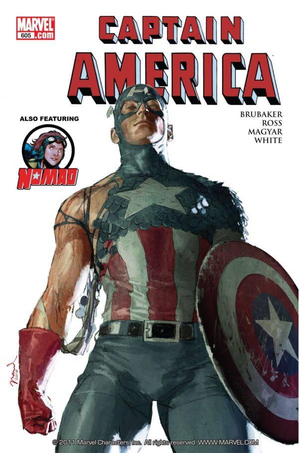 Captain America (2004-2011) #605