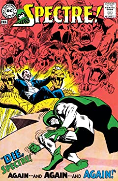 The Spectre (1967-1969) #2
