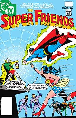 Super Friends (1976-1981) #22