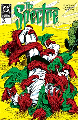 The Spectre (1987-1989) #22