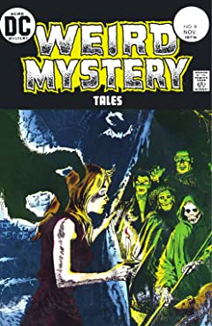 Weird Mystery Tales (1972-1975) #8