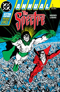The Spectre (1987-1989) Annual #1