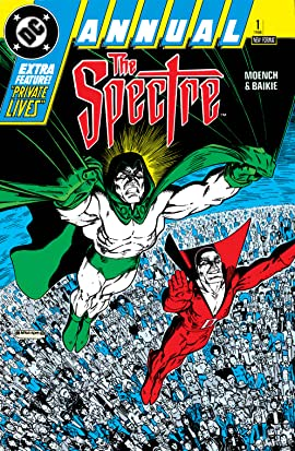 The Spectre (1987-1989) Annual #1