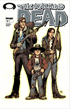 The Walking Dead No.3