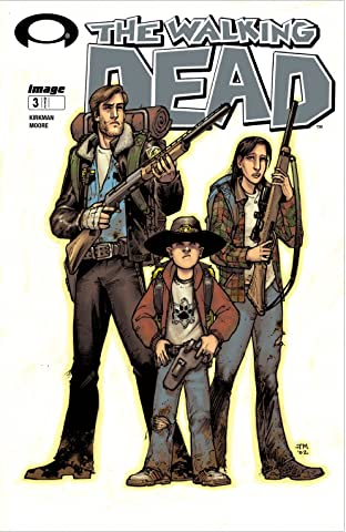 The Walking Dead No.3