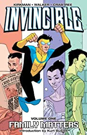 Invincible Tome 1: Family Matters