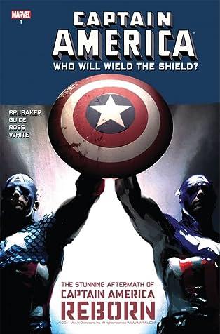 Captain America Reborn: Who Will Wield the Shield